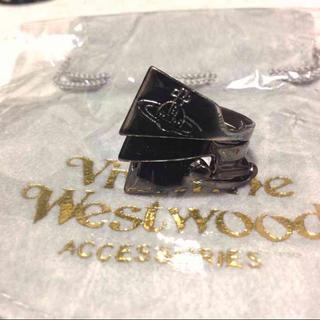 ヴィヴィアンウエストウッド(Vivienne Westwood)のヴィヴィアン ダスターリング(リング(指輪))