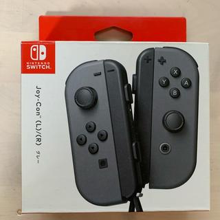 Nintendo Switch - 任天堂スイッチ  Joy-Conグレー