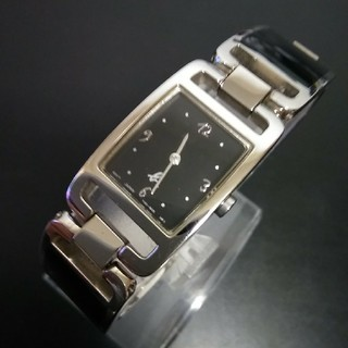 agnes b. - アニエスベー 腕時計 レディース 電池交換 動作品 (388)