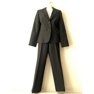 パンツスーツ 11号  黒