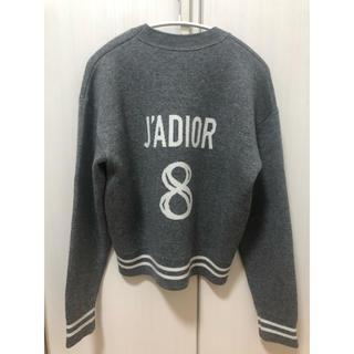 クリスチャンディオール(Christian Dior)のJ'ADIOR カシミアセーター(ニット/セーター)