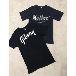 ギブソン(Gibson)のGibson / Killer Tシャツ 2枚セット(Tシャツ/カットソー(半袖/袖なし))