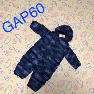 babyGAP - baby GAP新品60cmカバーオール b-15