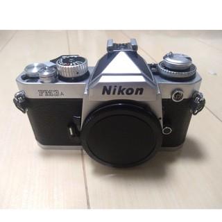 Nikon - 値下げ↓FM3Aシルバー