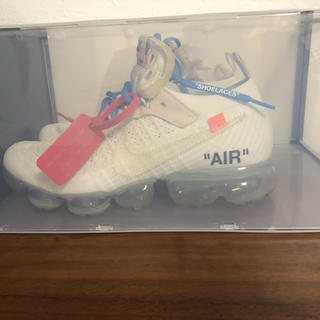 OFF-WHITE - 売り切りnike  off-white vapormax  25.0