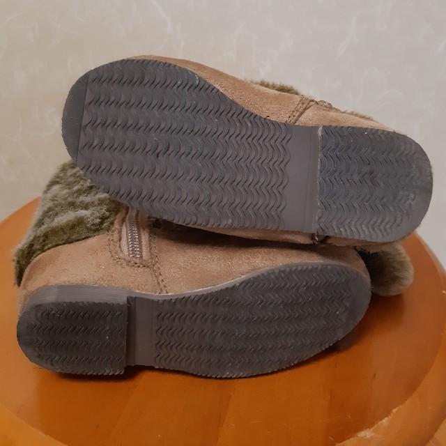 VANS(ヴァンズ)のVANSキッズブーツ15cm キッズ/ベビー/マタニティのキッズ靴/シューズ(15cm~)(ブーツ)の商品写真