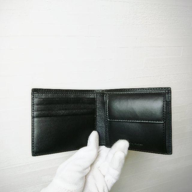 COACH(コーチ)のCOACH コーチ 折り財布 ブラック 黒 F75363 BLK メンズのファッション小物(折り財布)の商品写真