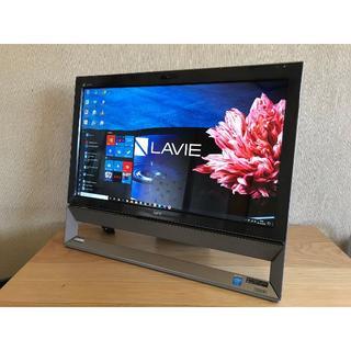 エヌイーシー(NEC)の★☆ NEC デスクトップ 一体型 パソコン Office(デスクトップ型PC)
