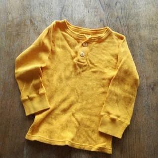 エムピーエス(MPS)のワッフルロンT  100(Tシャツ/カットソー)