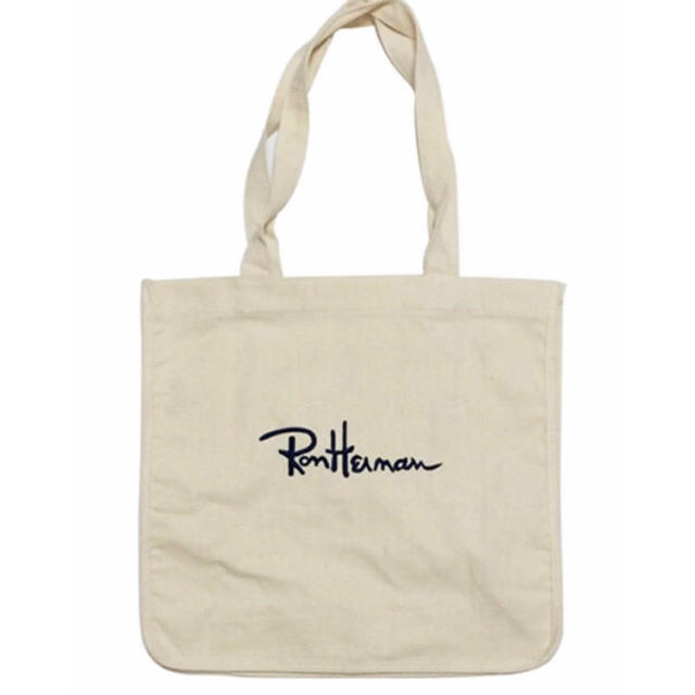 Ron Herman(ロンハーマン)の新品未使用 ロンハーマン トートバッグ ハンドバッグ エコバッグ レディースのバッグ(トートバッグ)の商品写真