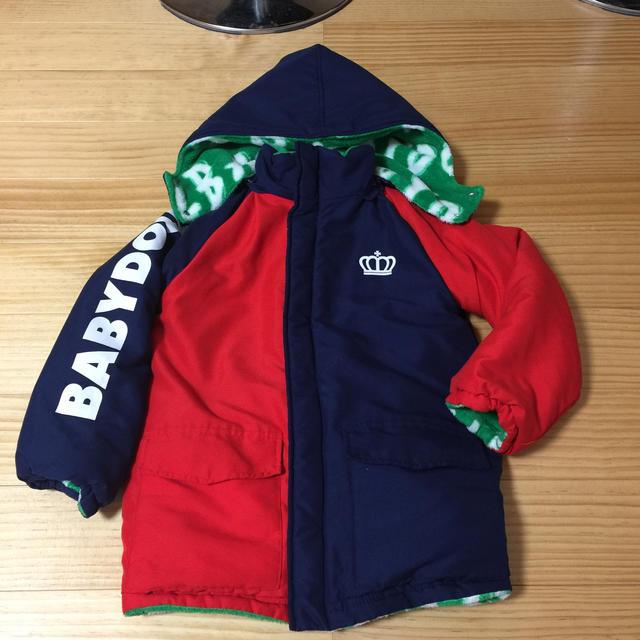 BABYDOLL(ベビードール)のベビードール130㎝ リバーシブルジャンパー アウター キッズ/ベビー/マタニティのキッズ服男の子用(90cm~)(ジャケット/上着)の商品写真