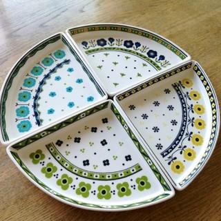 お皿 丸皿 北欧(食器)