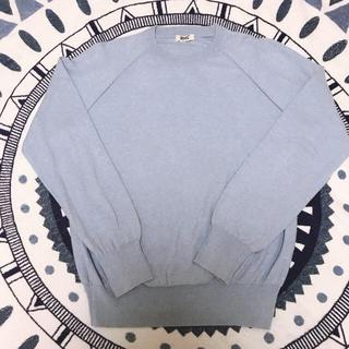 ロンハーマン(Ron Herman)のお買い得★ロンハーマン Ron Herman ニット セーター RHC ブルー(ニット/セーター)