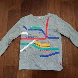 mikihouse - ミキハウス長袖Tシャツ 100
