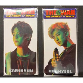 エクソ(EXO)のEXO  ベッキョン レイヤードフィルム POWER(K-POP/アジア)