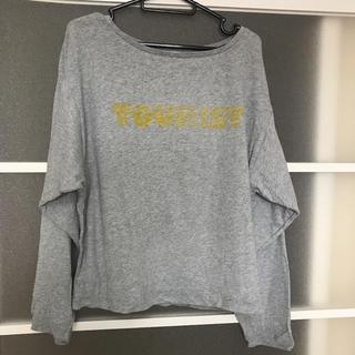 スライ(SLY)のSLY☆ルーズロングTシャツ(Tシャツ(長袖/七分))