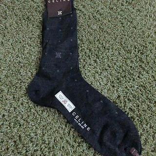 celine - 新品タグ付き CELINEの靴下25〜26