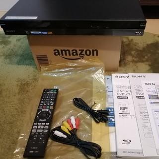 SONY ブルーレイディスク/DVDレコーダー BDZ-AT700