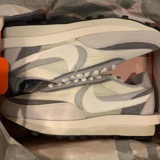 NIKE - Nike Sacai LDWaffle Summit White 27cm