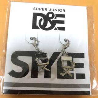 SUPER JUNIOR - SUPER JUNIOR D&E 武道館カスタムチャーム