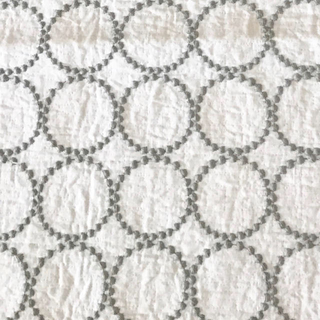 mina perhonen - ミナペルホネン tambourine ホワイト インテリアファブリック
