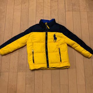 ポロラルフローレン(POLO RALPH LAUREN)のラルフローレン   ビックポニー 中綿入りコート 4T(110cm)男児 34(コート)