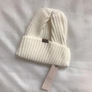 プティマイン(petit main)のベビーニット帽♥︎(帽子)