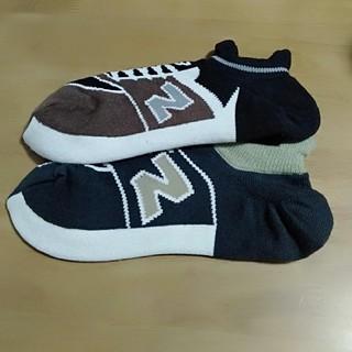 ニューバランス(New Balance)の11※new  balance スニーカーソックス(ソックス)