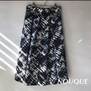 スコットクラブ(SCOT CLUB)のNOUQUE スカート(ひざ丈スカート)