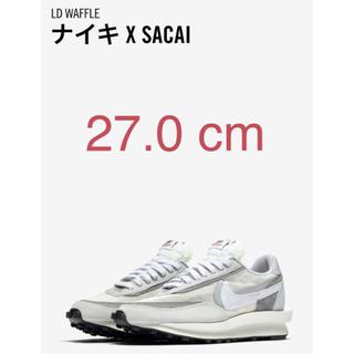 NIKE - 【新品未開封】Nike Sacai LDWaffle  27cm