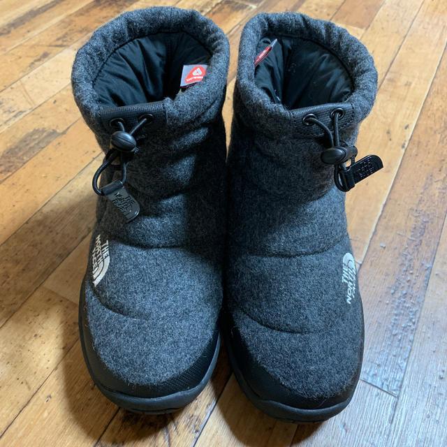 THE NORTH FACE(ザノースフェイス)のノースフェイス  ブーツ  ウール グレー レディースの靴/シューズ(ブーツ)の商品写真