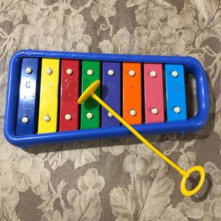 ボーネルンド(BorneLund)のボーネルンド  鉄琴(楽器のおもちゃ)