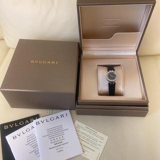 BVLGARI - 極美品❤️BVLGARI ビーゼロワンセラミック 時計