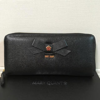 MARY QUANT - MARY QUANT♡リボンが可愛い長財布