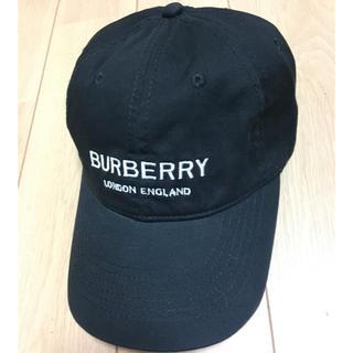 BURBERRY - 値下げ中 キャップ