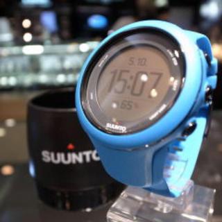 スント(SUUNTO)のSUUNTO AMBIT3 SPORT Blue (国内輸入正規品)腕時計タイプ(腕時計(デジタル))