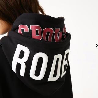 RODEO CROWNS WIDE BOWL - RODEO CROWNS WIDE BOWL  パーカー ブラック フリー