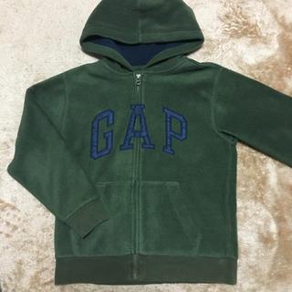 ギャップキッズ(GAP Kids)のGAPキッズフリース パーカー140(ジャケット/上着)