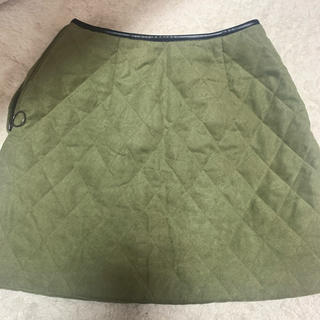 MERCURYDUO - キルティング スカート