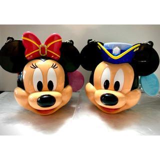Disney - ディズニーシー15周年 スナックケース ミッキーミニー