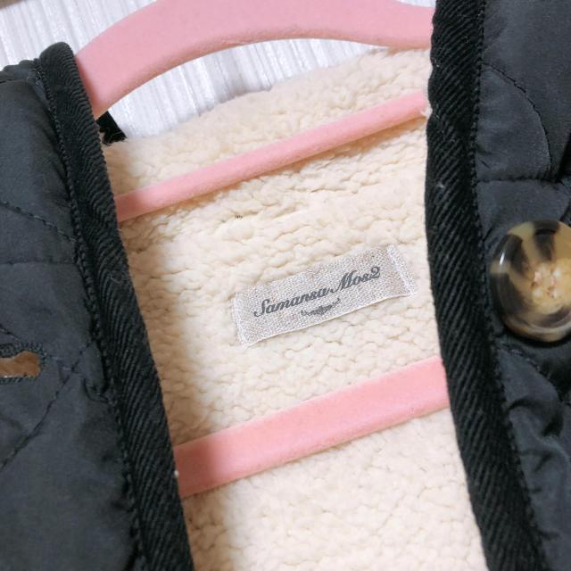 SM2(サマンサモスモス)のはな様専用❤︎SM2 キルティングコート🧥✨ レディースのジャケット/アウター(その他)の商品写真