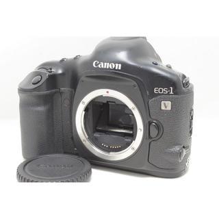 キヤノン(Canon)のキヤノン EOS-1V ボディ(フィルムカメラ)