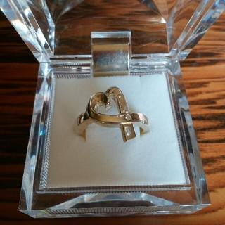 ティファニー(Tiffany & Co.)のティファニーリングラビングハート(リング(指輪))