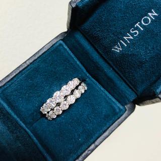Tiffany & Co. - 1ct💎ダイヤモンド エタニティリング Tiffanyharrywinston