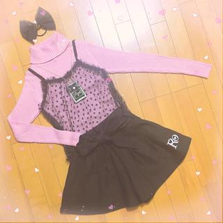 RONI - 本日最終RONI ✧*。リボン キュロット♡130140150女の子スカート