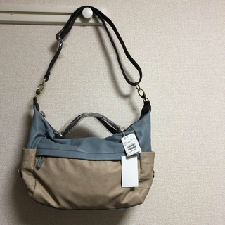 PAPILLONNER - タグ付き新品 パピヨネ 2way バッグ ショルダー ハンドバッグ