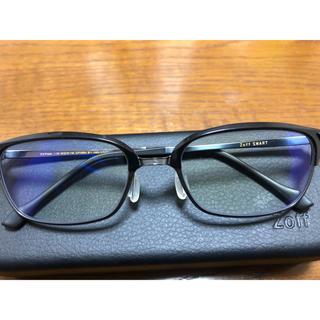 ゾフ(Zoff)のZoff パソコン ブルーライトカット 眼鏡(サングラス/メガネ)