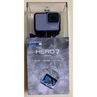 GoPro - GoPro HERO7 ホワイト 新品未使用、未開封品