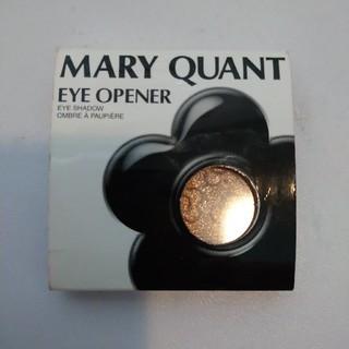 MARY QUANT - マリークヮントアイオープナーアイシャドウ茶色