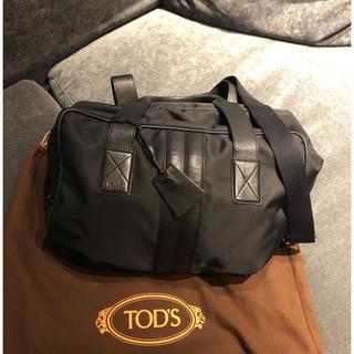 TOD'S - 【約20万円】トッズ ボストンバッグ